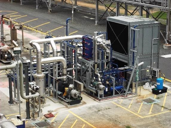 BOC Marsden Point CO2 Plant Build