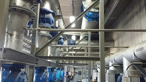 Pukete Waste Water Treatment Plant Return Activated Sludge (RAS) Pipework Upgrade