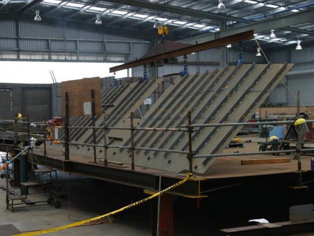 imgNaval Offshore Patrol Vessel (OPV) Fabrication